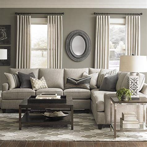 Sectional Sofa In Living Room Best 25 Gray Sectional Sofas Ideas On Pinterest Mid Century Sectional Living Room Wallpaper