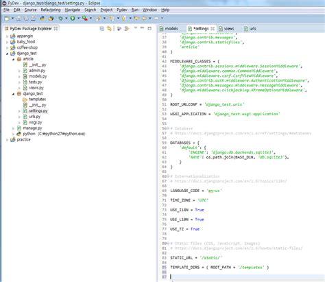 django easy tutorial python django tutorial 3 views simple urls and basic