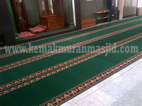 Karpet Masjid Polos Murah jual karpet masjid tanah abang murah terbaik al husna