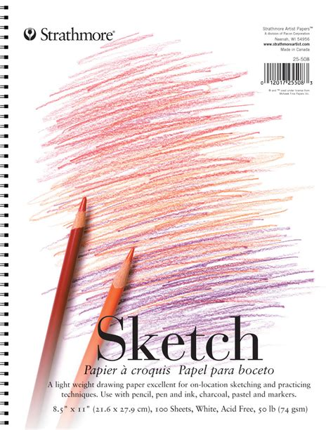 sketchbook strathmore strathmore 200 series sketch paper artist papers