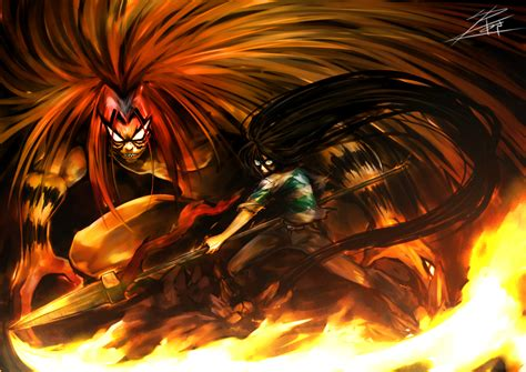 ushio to tora ushio and tora anime review shower of