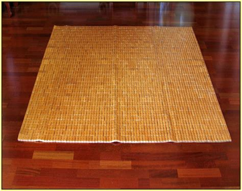 Bamboo Area Mat by Bamboo Area Rugs Rugs Ideas
