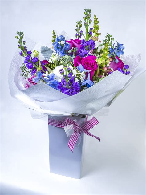 cottage garden flowers and gifts bouquet in pinks cottage garden flowers gifts