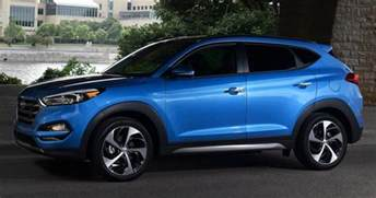 Hyundai Tucson Blue 2016 Hyundai Tucson Just What Hyundai S Sales Doctor Ordered