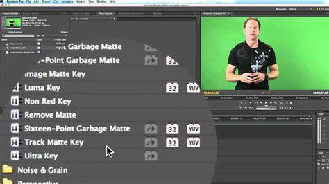adobe premiere pro osx adobe premiere pro cs 5 5 green screen tutorial on mac osx