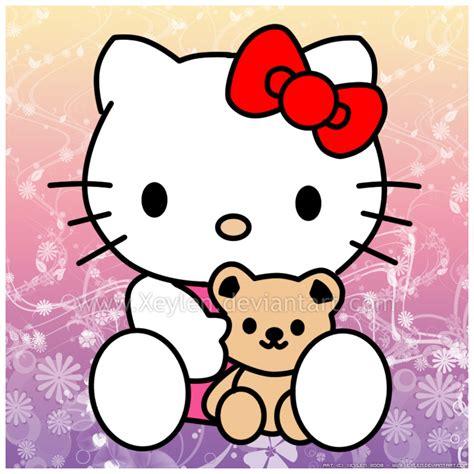 imagenes de kitty nuevas hello kitty vector by xeylen on deviantart