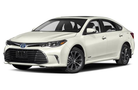 automotive toyota new 2018 toyota avalon hybrid price photos reviews