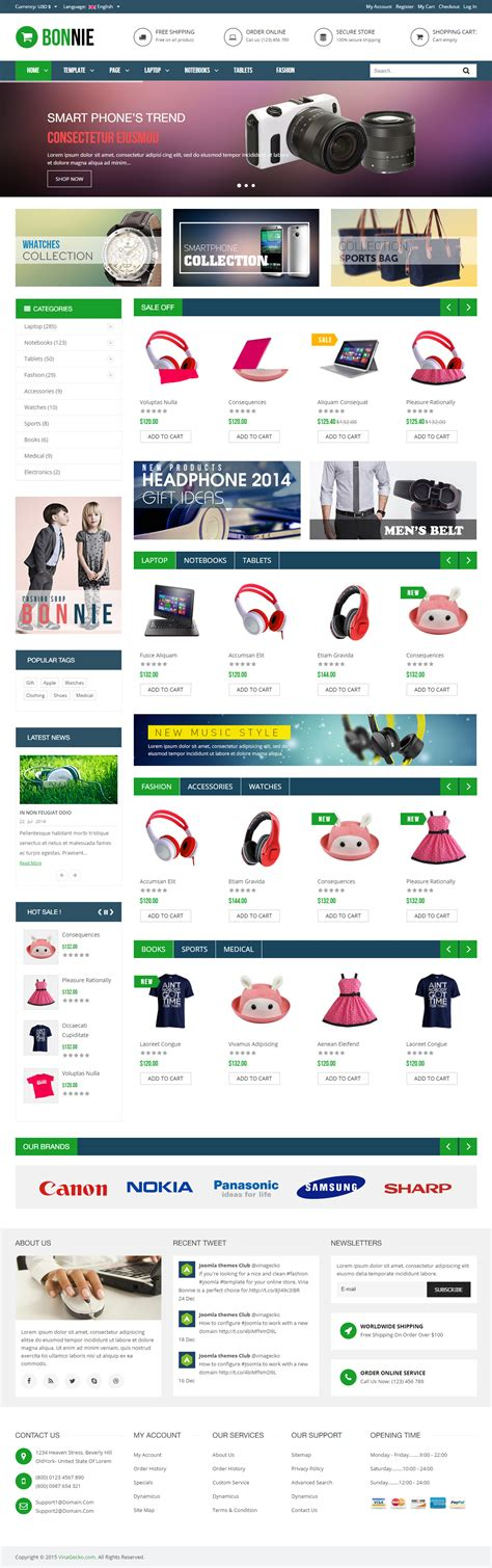 20 Best Joomla Drag And Drop Template 2017 Responsive Miracle Drag And Drop Website Templates