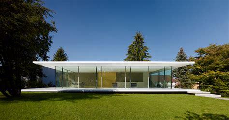 architekt werne wohnhaus in biberach werner sobek mies en place