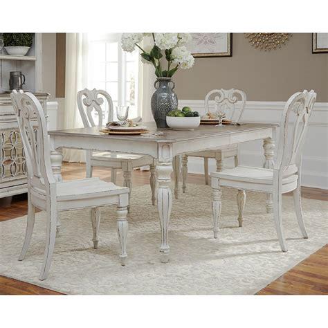 liberty furniture magnolia manor dining dr orls opt piece rectangular table set hudsons furniture dining piece sets