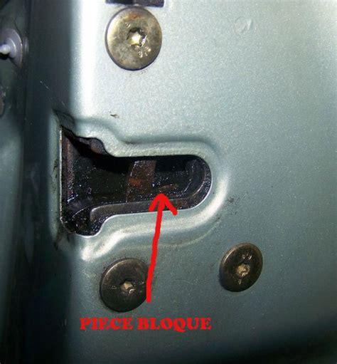comment debloquer une porte de voiture porte arri 232 re scenic 1 bloqu 233 renault m 233 canique