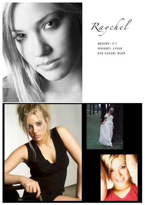 actors comp card template comp card template cyberuse