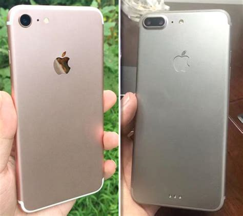 iphone 7 new leaked photos reveal design of must phone tech style