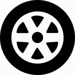 Car Tires Symbols Car Tire Symbol