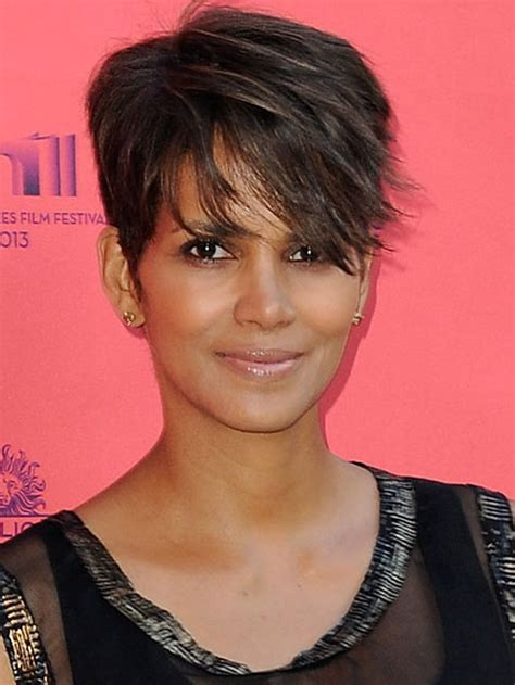 Halle Berry New Hairstyle by Halle Berry New Hairstyle 2013 Hairstyle 2013