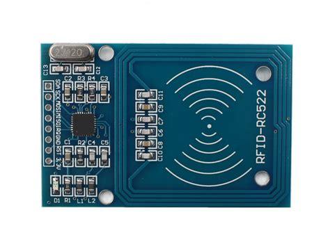rc rfid reader  cards kit mhz makerfabs