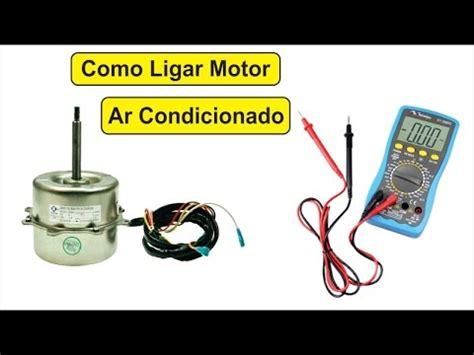 capacitor cbb61 como ligar ligar e identificar os fios motor ventilador ar condicionado split