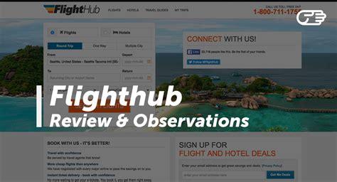 flighthub reviews    scam  legit