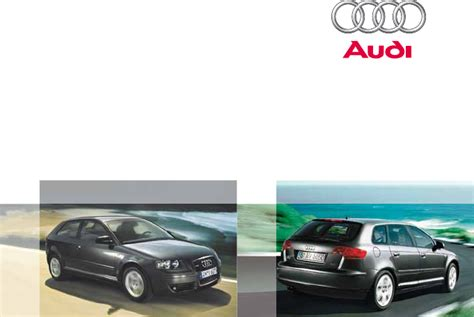 Audi Automobile A3 User Guide Manualsonline Com