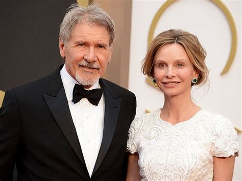 Harrison Ford And Calista Flockhart Are Engaged by Calista Flockhart S Marriage Husband S And