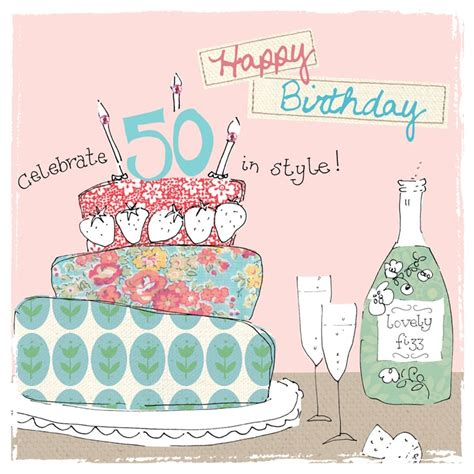 50th Birthday Ecards