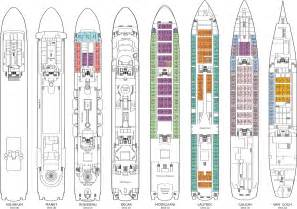 cruise ship floor plans carnival cruise ships deck plans cruise ship deck plans