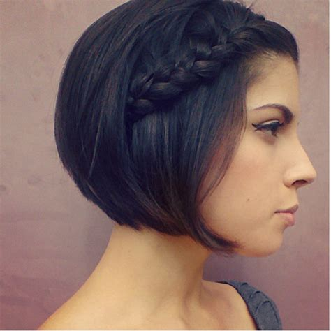 easy hairstles for court 19 cute braids for short hair you will love be modish
