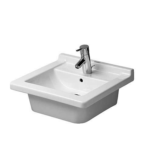 Duravit Vanity Basin by Duravit Starck 3 Vanity Countertop Basin With Overflow