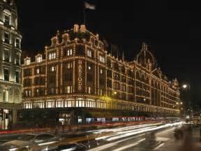 department stores  london