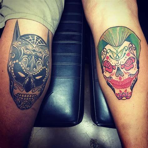 joker tattoo on calf 382 best images about calf tattoos on pinterest