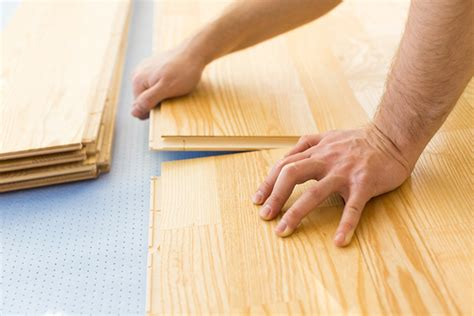how to lay laminate flooring a guide to laying laminate