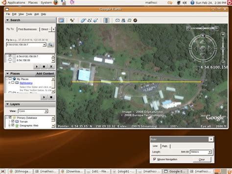 arcgis layout ruler google earth layout images