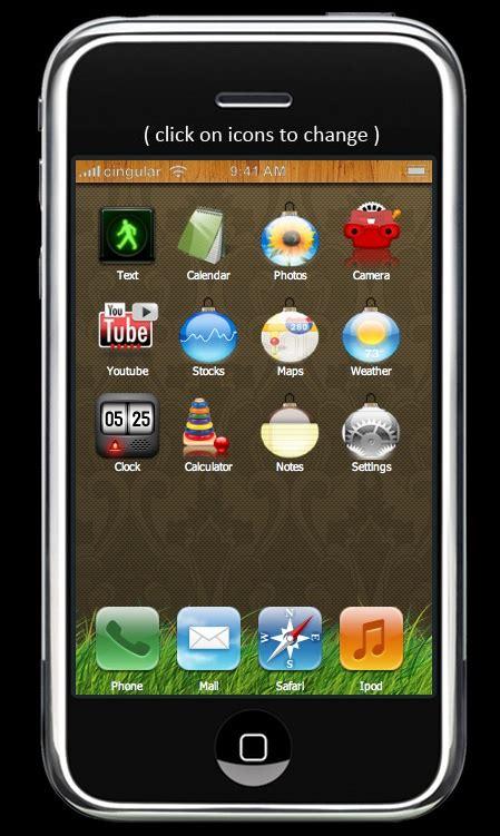 iphone themes creator zelf thema s maken met iphone theme maker