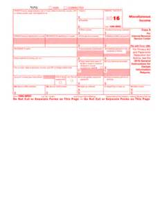 form 1099 template 1099 misc form 2015 fill printable fillable