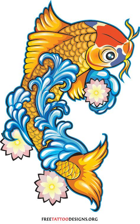 fish tattoo designs art 40 koi fish tattoos japanese and designs