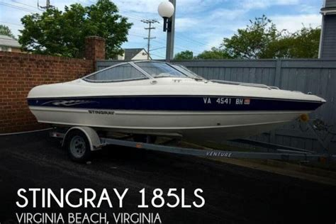 craigslist used boats hton roads stingray new and used boats for sale in virginia