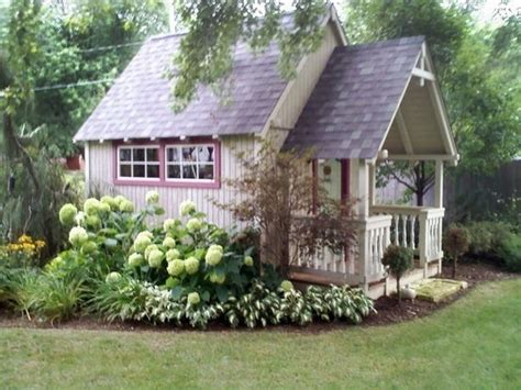 cute garden sheds cute garden shed in the garden pinterest