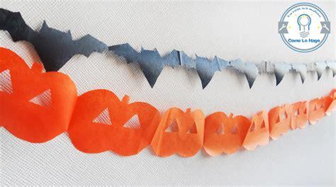 cadenas navideñas de papel crepe como hacer una guirnalda excellent guirnalda de conejitos