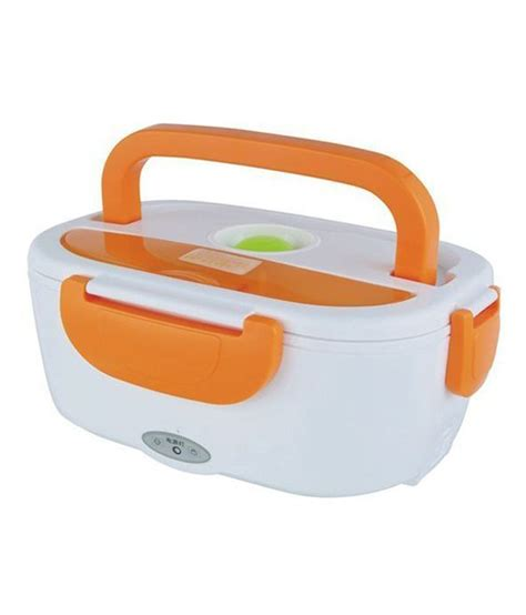 Electric Lunch Box 1 gift studio electric lunch box buy at best price in india snapdeal