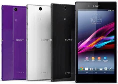 Hp Sony Z Ultra Bulan Harga Sony Xperia Z Ultra Terbaru Bulan Februari 2014 Teknoflas