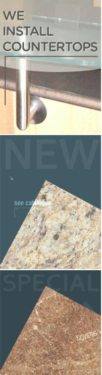 Scarborough Countertops by Scarborough Countertops Design Inc