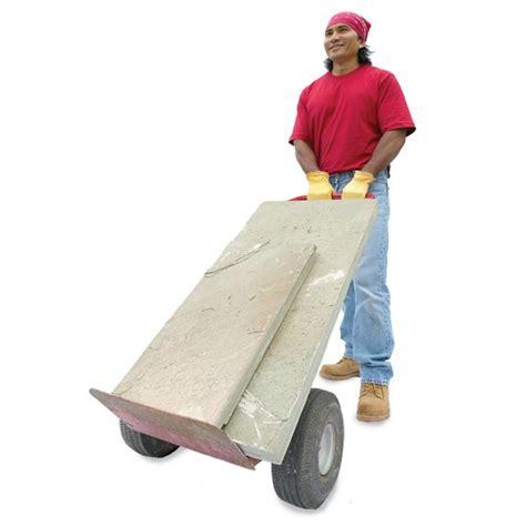 tips  hauling heavy stones  concrete block