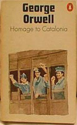 homage to catalonia published by penguin books gb london