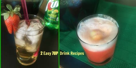 7 Great Martini Recipes by 2 Great Drink Recipes Made With 7up That Everyone Can