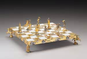 amazing chess sets the most amazing and expensive chess set in the world