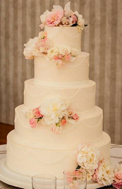 Hochzeitstorte Creme by Pastel De Bodas Foro Banquetes Bodas Mx