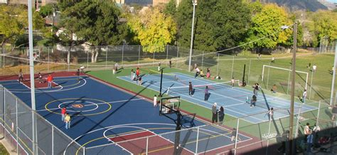 multi sport courts sport court
