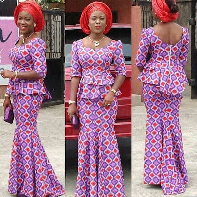nigeria traditional marriage ovation top 45 latest ankara and aso ebi styles you would love to