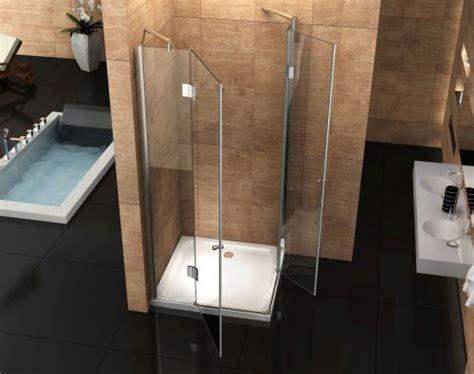 duschkabine offen duschkabine eckeinstieg 110x110 cm duschabtrennung