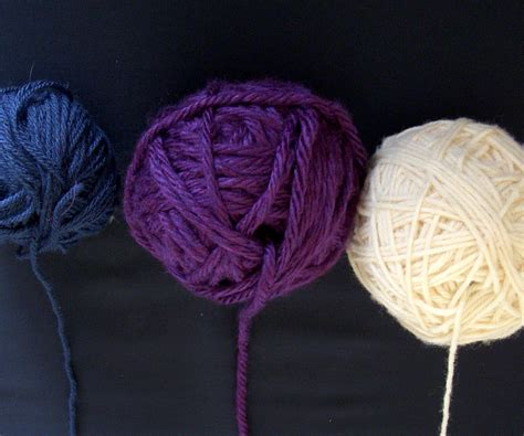 how to start a new skein of yarn when knitting how to easily create a centre pull of yarn 5